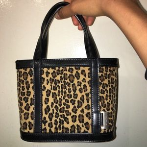Rosetti cheetah print mini purse Urban Outfitters